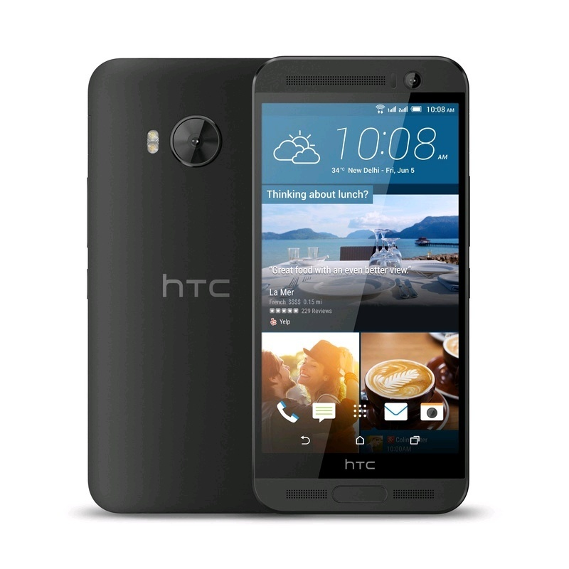 HTC One ME LTE 32GB Dual-Sim Meteor Grey