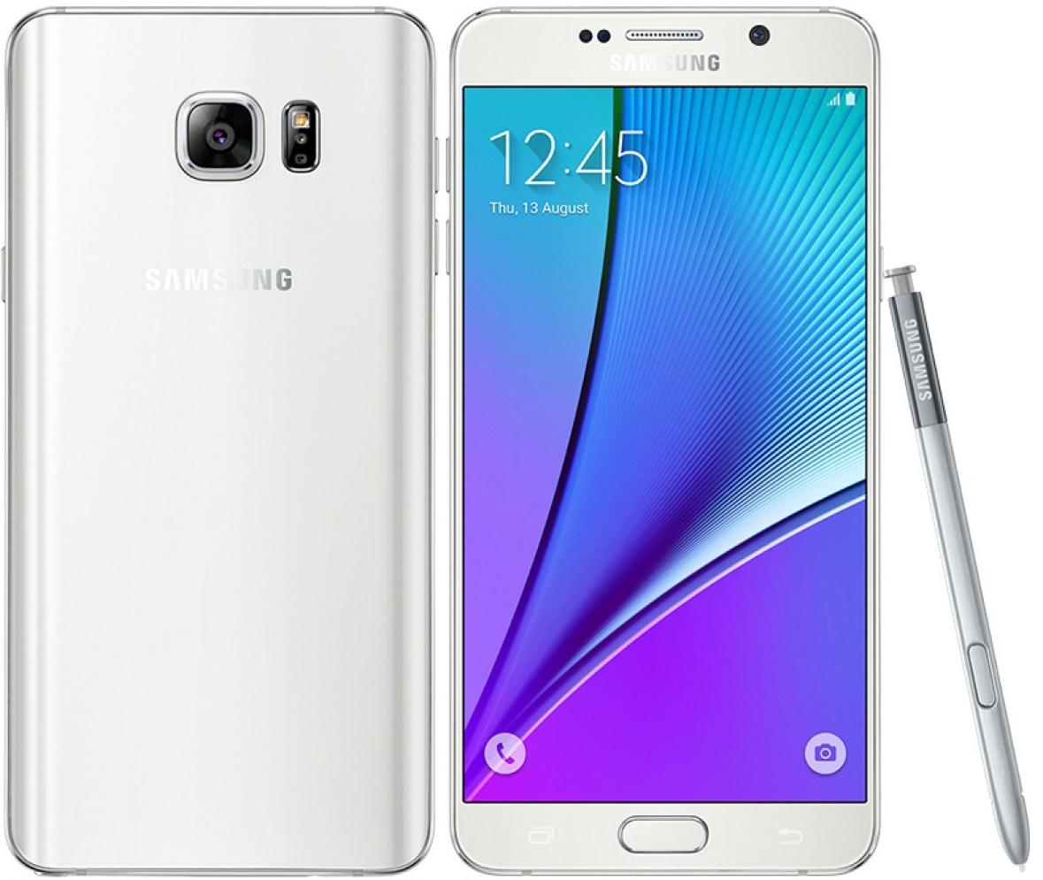 Samsung Galaxy Note 5 32GB white