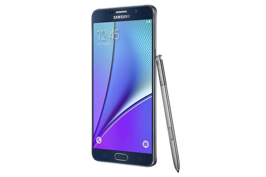 Samsung Galaxy Note 5 32GB Dual-Sim black