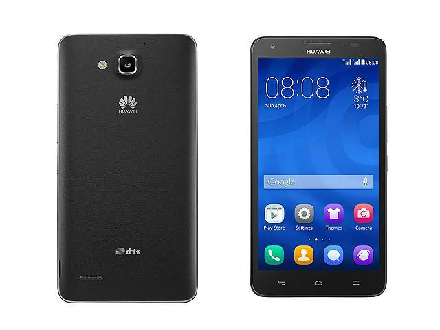 Huawei Honor 3X G750 Dual-Sim black