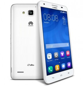 Huawei Honor 3X G750 Dual-Sim white