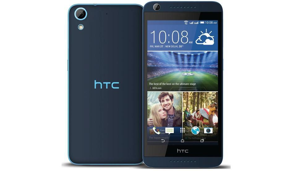 HTC Desire 626G Plus Dual-Sim blue