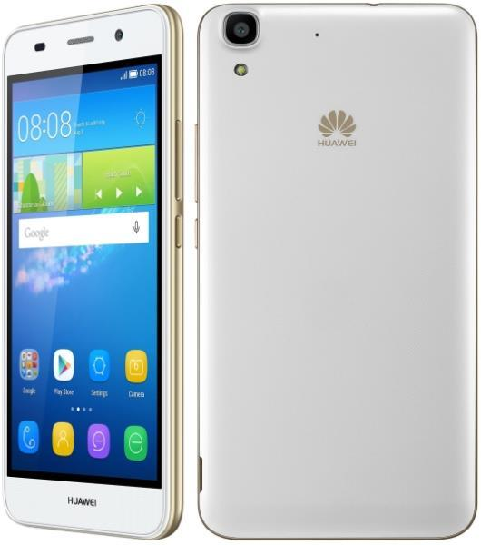 Huawei Ascend Y6 white