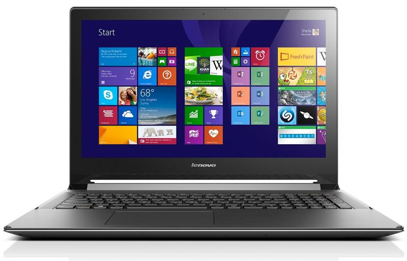 Lenovo Flex 2-15 15.6/i3-4030U/4GB/500GB+8GBSSD/INTELHD/WIN8.1/BLACK