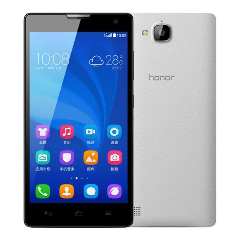 Huawei Honor 3C Dual-Sim white