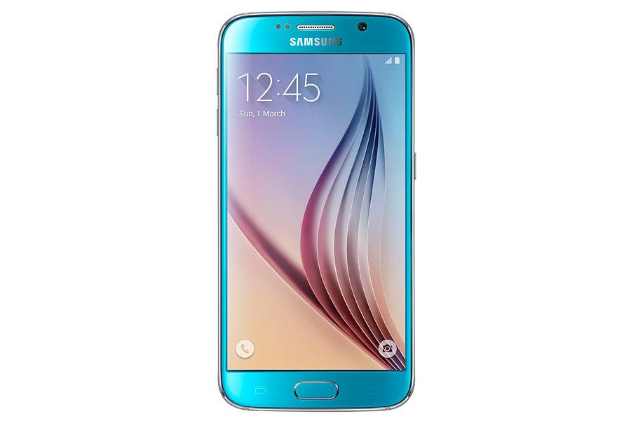 Samsung Galaxy S6 blue 32gb