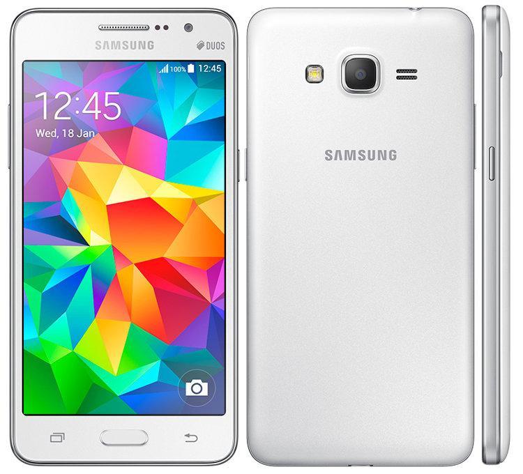 Samsung Galaxy Grand Prime Dual-Sim white