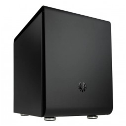 BitFenix Phenom,Mini-ITX case, Black, USB 3.0 x2,  w/o standart ATX PSU,