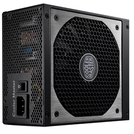 Cooler master V series PSU 1000W (80 PLUS GOLD),  Full-modular, ATX v2.3, Single +12V Rail/ Silent 135mm FAN/ High efficiency >90%/ Active PFC PSU
