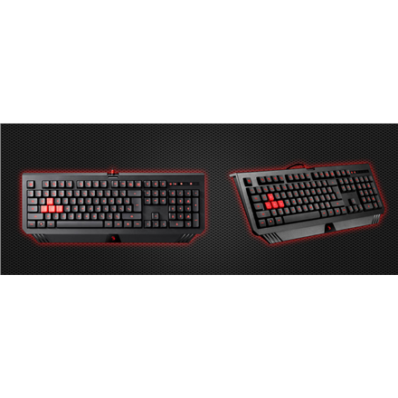 A4Tech Bloody backlight gaming keyboard B120 USB (Black)