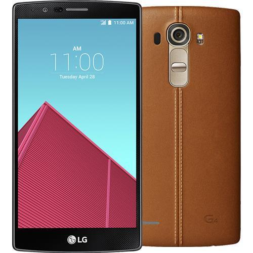 LG G4 32GB leather brown