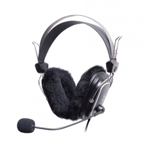 Multimedia->Kuulokemikrofonit : A4Tech HS-60 HEADPHONE BLACK.  Takuu: 24 kk.