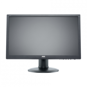 "Multimedia->LCD Näytöt-24 : AOC E2460PHU 24"" LED/16:9/1920×1080/250cdm2/2ms/H-170,V-160/20M:1/VGA,DVI-D,HDMI,USBx5/HAS:130mm,Pivot,Swivel,Tilt,Vesa/Speakers/Black.  Takuu: 36 kk."