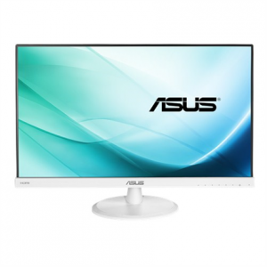 "Multimedia->LCD Näytöt-24 : ASUS VC239H-W 23.8"" WIDE LED LCD / 1920x1080 / 80M:1/ 5ms / H=178 V=178 / 250cdq / HDMI / DVI / D-SUB / Speakers / Tilt, VESA Wall Mounting / White.  Takuu: 36 kk."