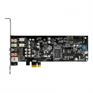 Toimistotarvike->Tasoskannerit : ASUS XONAR DSX(ASM), PCIE 7.1 Audio Card/DTS Sound Technologies; SNR up to 107db Audio Quality; High-Performance Sound Processor (Max. 192KHz/24bit).  Takuu: 36 kk.