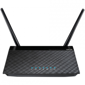 Verkkotuotteet->Langattomat reitittimet : ASUS wireless N router RT-N12 VP Router/Access Point / 300Mbps  Two fixed 5dBi Antennas, 4 Guest SSID.  Takuu: 36 kk.