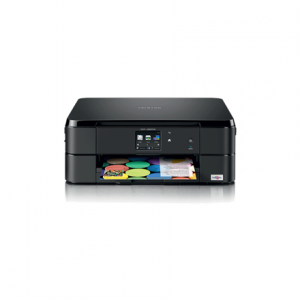 Toimistotarvike->Mustesuihkutulostimet : Brother DCP-J562DW Wireless Colour Inkjet Multifunction Printer, print, scan, copy, duplex, 6,8cm colour touch screen display.  Takuu: 24 kk.