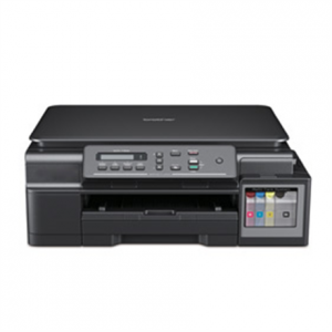 Toimistotarvike->Mustesuihkutulostimet : Brother DCP-T300 Multifunction printer / A4 print / Print: 27ppm (mono), 10ppm (color)/ 100 sheet/ Scanner 1200 x 1200dpi / USB/ Black.  Takuu: 36 kk.