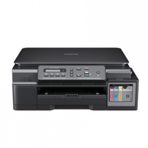 Toimistotarvike->Mustesuihkutulostimet : Brother DCP-T500W Multifunction printer / A4 print / Print: 27ppm (mono), 10ppm (color)/ 100 sheet/ Scanner 1200 x 1200dpi / USB/ Wifi / Black.  Takuu: 36 kk.