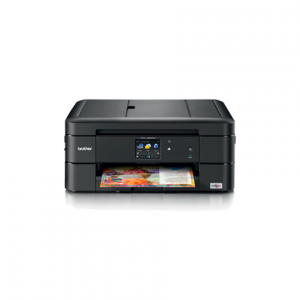 Toimistotarvike->Mustesuihkutulostimet : Brother MFC-J680DW Multifunction Inkjet Printer with Fax, Duplex, 6,8 cm touch screen, Wireless.  Takuu: 36 kk.