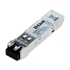 Verkkotuotteet->Gbic moduulit : D-LINK DEM-211/10, 100BASE-FX Multi-Mode 2KM SFP Transceiver, support 3.3V power, Duplex LC connector (10 pcs bundle).  Takuu: 24 kk.