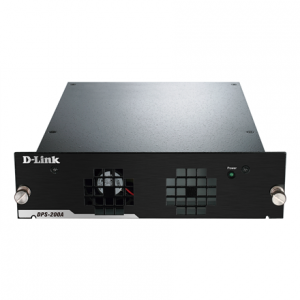 Verkkotuotteet->Muut verkkotuotteet : D-LINK DPS-200A, Redundant Power Supply provides up to 60 watts output power for DES-3350SR, DES-3326SR, DES-3828, DGS-3312SR, DGS-3212SR*.  Takuu: 12 kk.