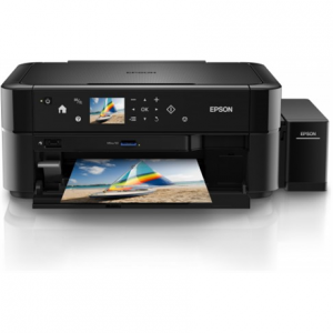 Toimistotarvike->Mustesuihkutulostimet : Epson L850 Inkjet Photo printer / 6 Ink Cartridges / 37ppm mono/ 38ppm color / USB / Paper tray 120 Sheets / Prints on CD / DVD.  Takuu: 12 kk.