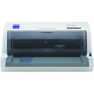 Toimistotarvike->Matriisitulostimet : Epson LQ-630 Dot Matrix Printer / 24-pin / High Speed Draft 10CPI: 300 cps / High Speed Draft 12CPI: 360 cps / Interface: USB 1.1, Parallel.  Takuu: 12 kk.