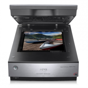 Toimistotarvike->Tasoskannerit : Epson Perfection V850 Pro Photo scanner / Dual Lens System / 4800dpi & 9600 dpi / Color: 48-bit / 4.0 Dmax / USB 2.0.  Takuu: 24 kk.
