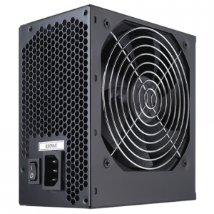 Komponentit->Virtalähteet : Fortron HYPER 500S/ ATX12V v2.31/ Efficiency >85%/ Quiet 120mm FAN/ +12V Single Rail Design/ Active PFC/ All Sleeved Cables/ 8 x SATA, 2 x 6+2 PCI-E 2.0.  Takuu: 24 kk.