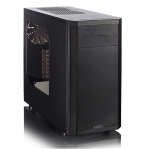 Komponentit->PC kotelot : Fractal Design Core 3500 - Window.  Takuu: 24 kk.