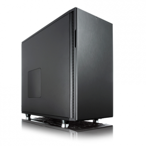Komponentit->PC kotelot : Fractal Design Define R5 Blackout.  Takuu: 24 kk.