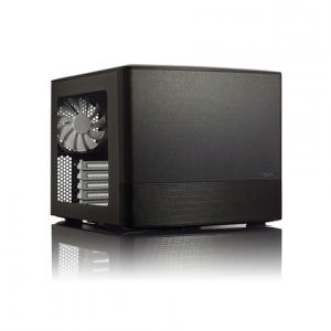 Komponentit->PC kotelot : Fractal Design Node 804 - Window.  Takuu: 24 kk.
