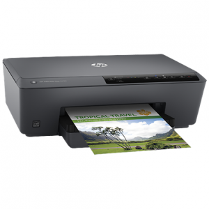 Toimistotarvike->Mustesuihkutulostimet : HP Officejet Pro 6230 Inkjet ePrinter / 4 ink cartriges / 18ppm mono/ 10ppm color / Duplex / Resolution up to 1200 x 600 dpi / USB / WiFi.  Takuu: 12 kk.