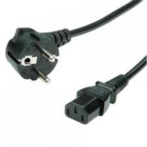 Komponentit->PC Kaapelit : HQ PC Power supplay bulk cable 220V/16A, 1.8m.  Takuu: 12 kk.