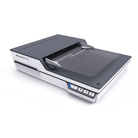 Toimistotarvike->Tasoskannerit : Mustek iDocScan S20 Scanner/ Optical 1200dpi (Flatbed), 600dpi (ADF)/ 60-page Automatic Document Feeder/ Works with Windows OS.  Takuu: 12 kk.