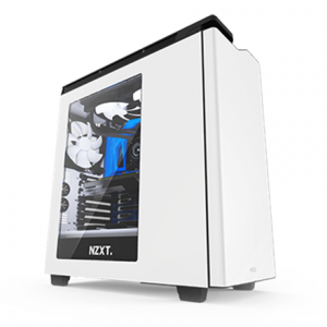 Komponentit->PC kotelot : NZXT H440, White/Black,  Midl tower,  2 x USB 3.0, 2x USB 2.0, whit Window,  w/o PSU, mATX / ATX.  Takuu: 24 kk.
