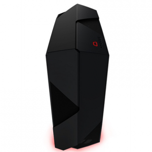 Komponentit->PC kotelot : NZXT Noctis 450, Black/Red,  Midl tower, Window,  2 x USB 3.0, 2x USB 2.0  w/o PSU, mATX / ATX.  Takuu: 24 kk.