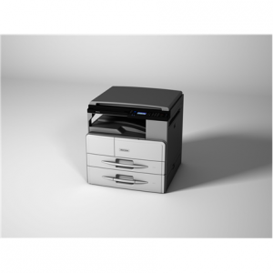 Toimistotarvike->Lasertulostimet : Ricoh MP 2014D multifunctional printer, Black and White MFP,.  Takuu: 12 kk.