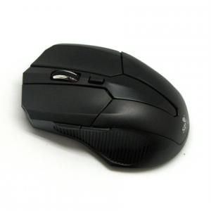 Oheislaitteet->Hiiret : Super power Wireless Optical Mouse black, 800/1200/1600 dpi change Button, USB, Tiny Receiver, 2xAAA Battery (not included).  Takuu: 12 kk.