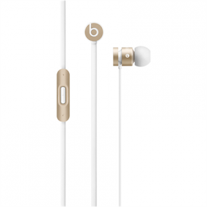 Multimedia->Kuulokkeet : urBeats In-Ear Headphones - New Gold.  Takuu: 12 kk.