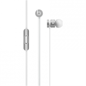 Multimedia->Kuulokkeet : urBeats In-Ear Headphones - New Silver.  Takuu: 12 kk.