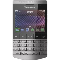 BlackBerry P9981 Porsche Design Qwertz Dark Platinum .  Takuu: 24 kk.