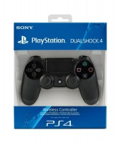 Sony Dualshock4 Wireless Controller PS4 black .  Takuu:  kk.